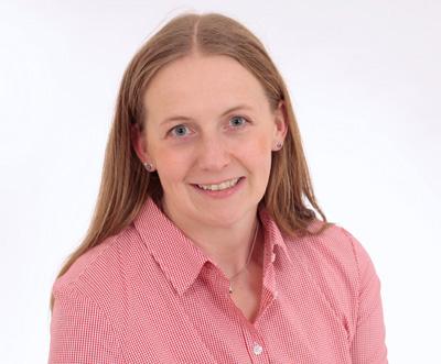 Projektbeirat Alpha E - Ansprechpartnerin der Geschäftsstelle Sarah Schulz