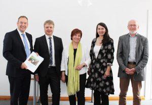 Projektbeirat Alpha - Pressemeldung über Austausch mit Bundestagsabgeordneten im Juni 2018
